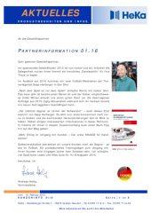 Partnerinformation 01.16