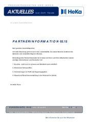 Partnerinformation 02.12