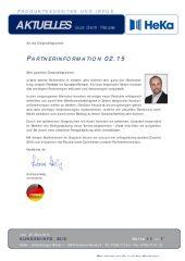 Partnerinformation 02.15