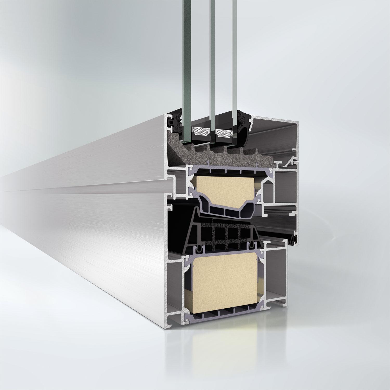 HeKa Aluminiumfenster AWS_90_SI_plus_Green_s