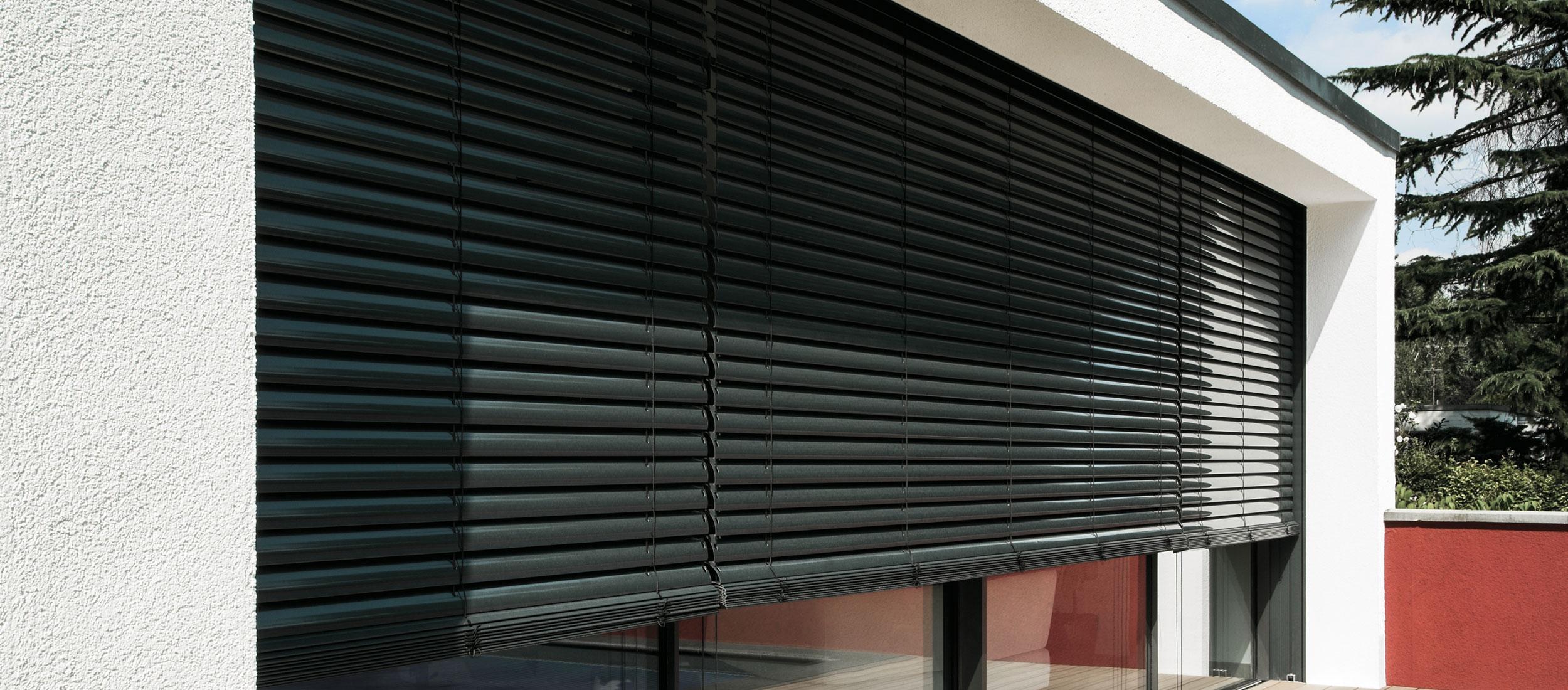 Sichtschutz HeKa Raffstore
