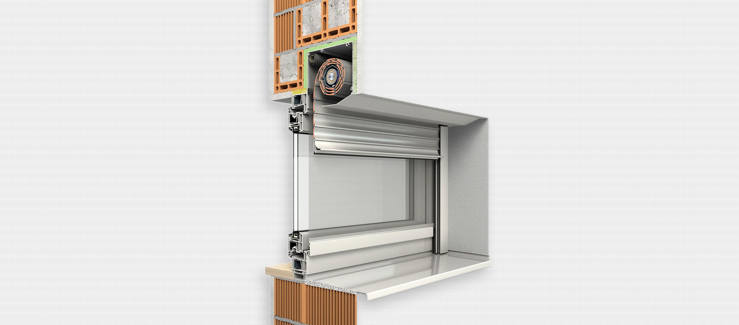 Sichtschutz HeKa Rollladen