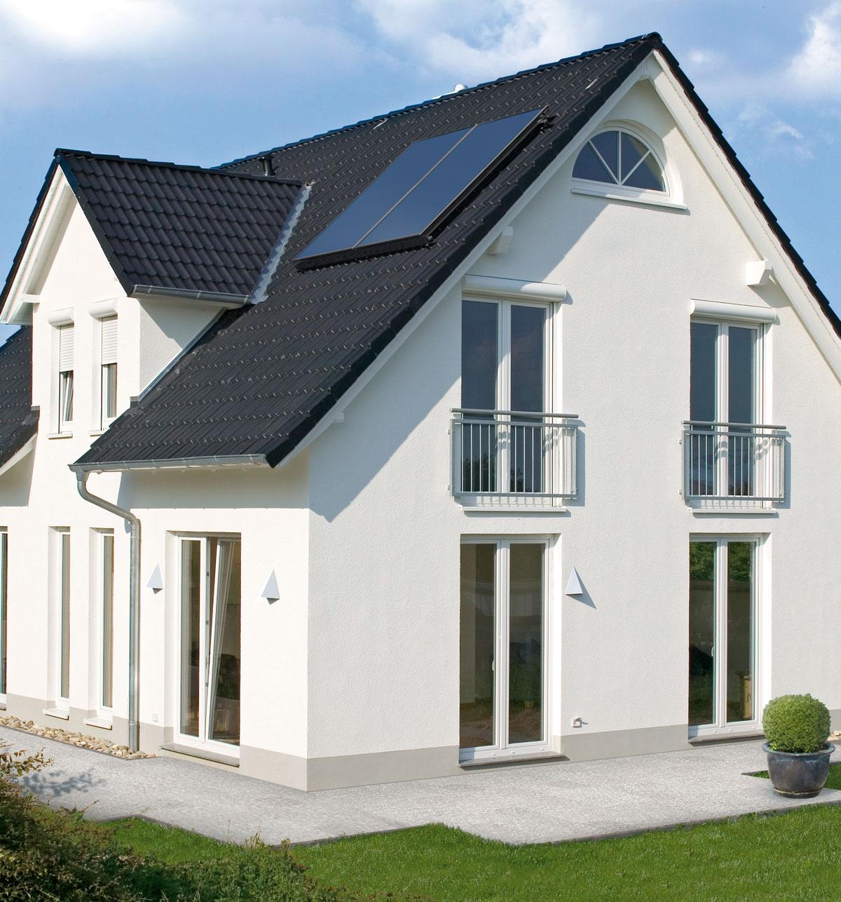 kunststofffenster mit 3 fach verglasung heka fenster t ren. Black Bedroom Furniture Sets. Home Design Ideas