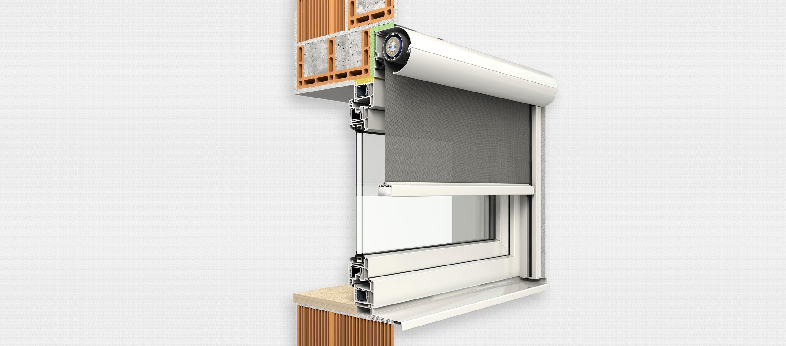 Sichtschutz HeKa Textilscreens